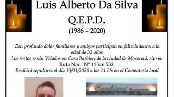 Luis Alberto Da Silva