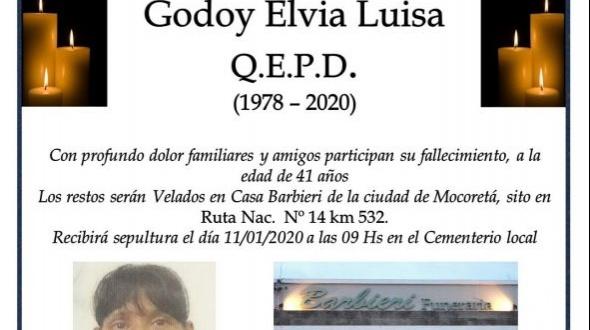 Elvia Luisa Godoy
