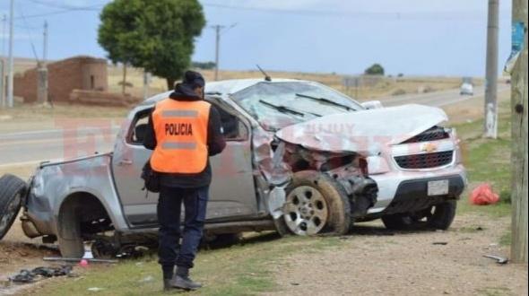 Un accidente fatal se cobró la vida de una gendarme correntina