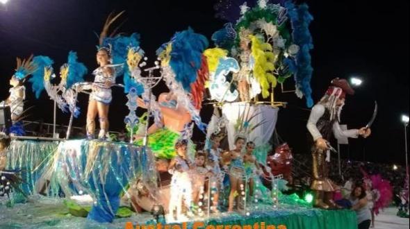 Carnavales 2020: Primera noche