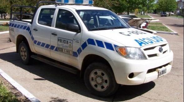 Dos personas detenidas, un robo y una tentativa de sustracción de una motocicleta