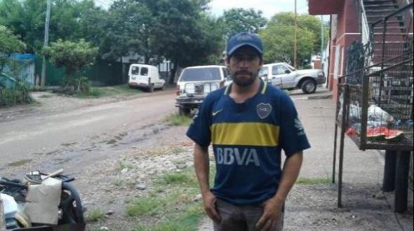 El hermano de María Morlio, la mujer asesinada en Monte Caseros, pide ayuda