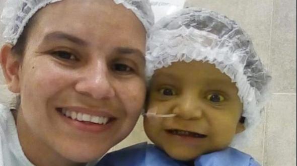 Joaquín fue sometido a otra cirugía y está fuera de peligro
