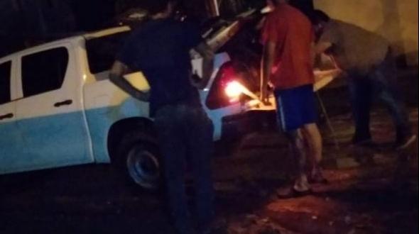 Recuperan la moto robada a un policía en predio de una Comisaría