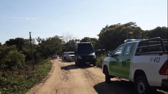 Causa Sapucay: Detuvieron a un hombre que estaba prófugo