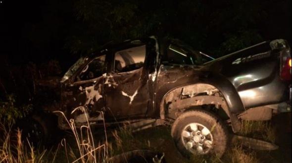 Un muerto tras violento choque entre tres autos