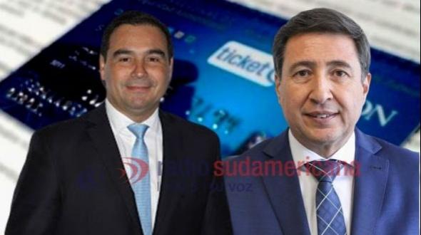 Valdés se reúne con Arroyo, para implementar la Tarjeta Alimentaria