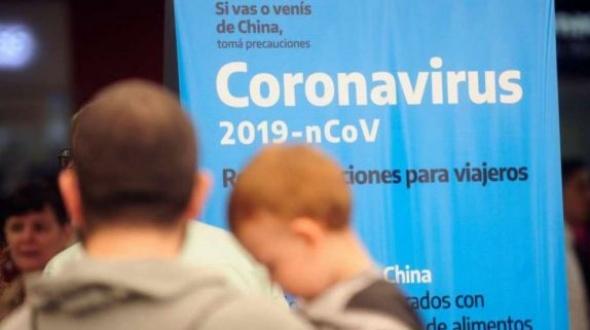 Valdés confirmó que hay un caso sospechoso de coronavirus en observación en el Hospital Pediátrico