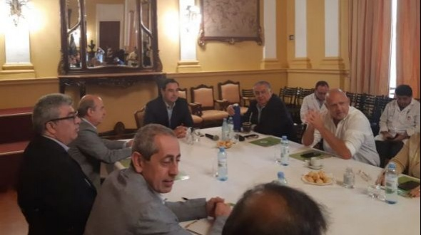 El gobernador Valdés encabeza reunión de Gabinete en Casa de Gobierno