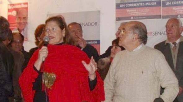 La esposa de Pocho Romero Feris dio positivo en test de coronavirus