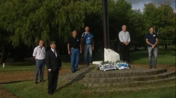 Caídos y excombatientes de Malvinas: Un homenaje diferente
