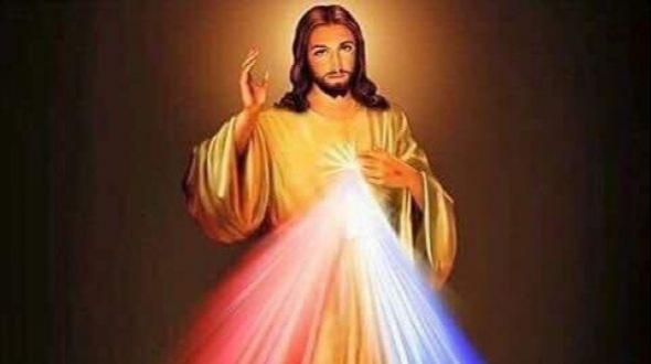 San Expedito y Jesús Misericordioso