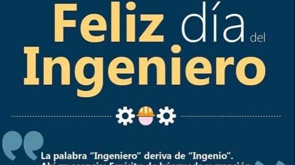 16 de junio: Día del ingeniero