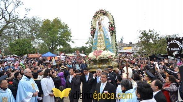 Fiesta de la Virgen: restricciones para ingresar a Itatí desde ésta medianoche