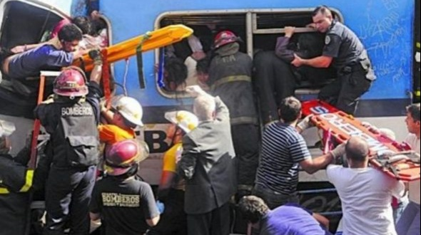 El maquinista de la Tragedia de Once confesó que había anulado los frenos del tren