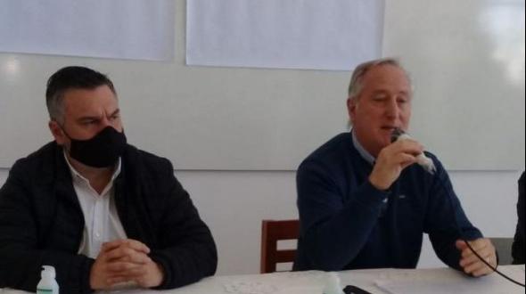 Conferencia de prensa del Comité de Crisis