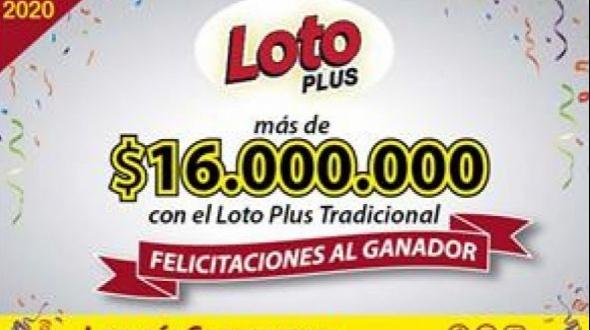 Un correntino ganó 16 millones de pesos en el Loto