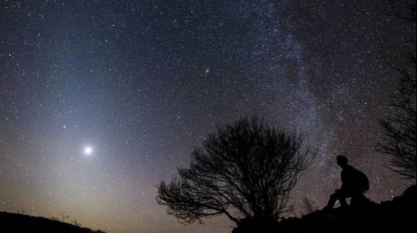 En toda Argentina se podrá ver la estrella de Belén