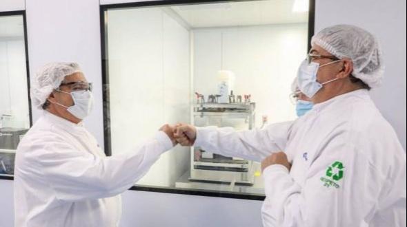 """Según Alberto Fernández, """"a partir de abril, América Latina comenzará a tener las vacunas necesarias"""""""