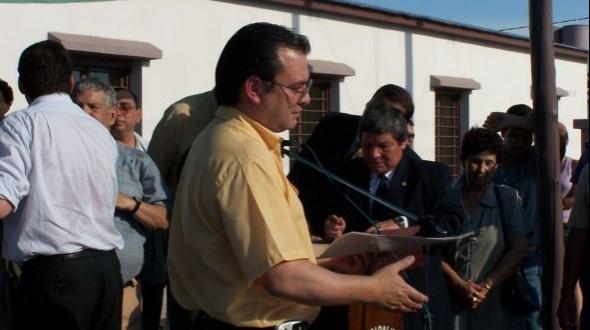 A las 13 horas despedirán los restos del escribano Álvarez