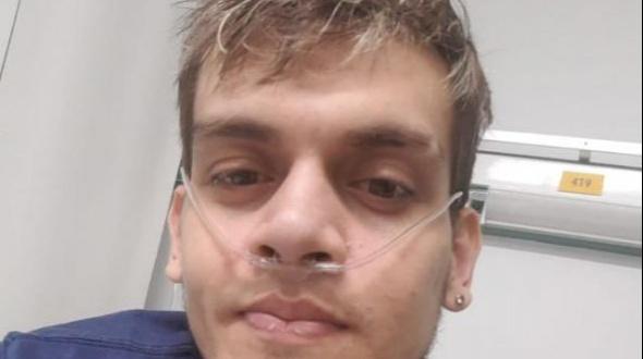 Doloroso adiós: falleció el joven itateño que recibió un trasplante bipulmonar