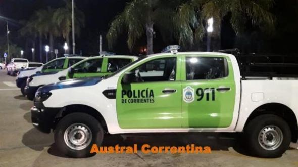 Valdés entregará nuevos móvles a la policía de Corrientes