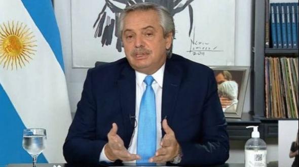 """Alberto Fernández anunció medidas: """"debemos hacer un nuevo esfuerzo"""""""