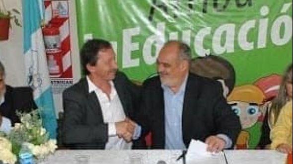 Ricardo Colombi despidió a Botón Galantini