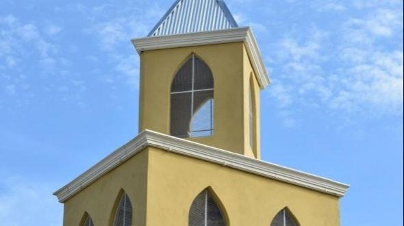 El Gobierno Provincial restaura y amplía la parroquia Santa Teresita de Corrientes
