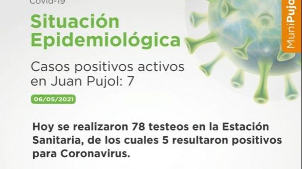 Juan Pujol: 7 casos activos