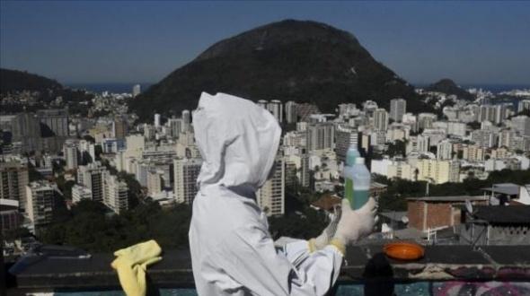 Detectaron una nueva variante de coronavirus en Brasil