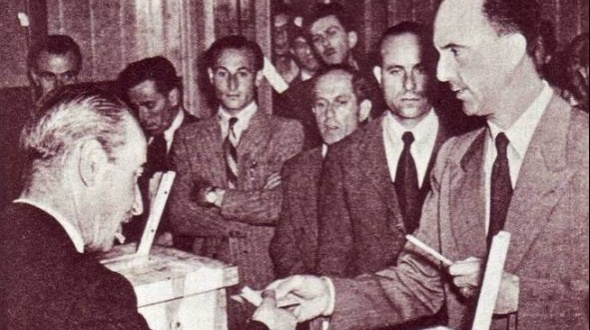 2 de junio: El Día de la República Italiana. Las mujeres votaron por primera vez