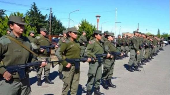 Ya está abierta la pre-inscripción para ser cadete en la Gendarmería Nacional