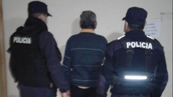 Atraparon a prófugo de violación