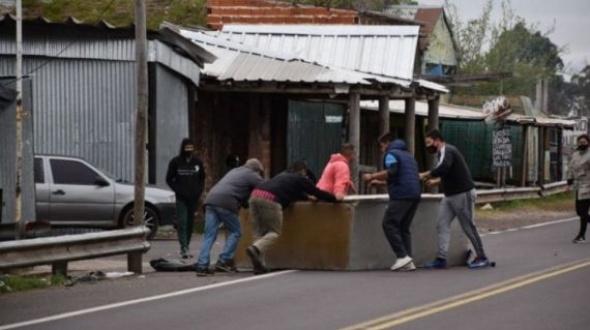 Otro detenido por el homicidio en el predio del Gauchito Gil