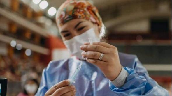 Corrientes recibe 17.300 vacunas Astrazeneca y alcanza el total de 1.062.490 dosis