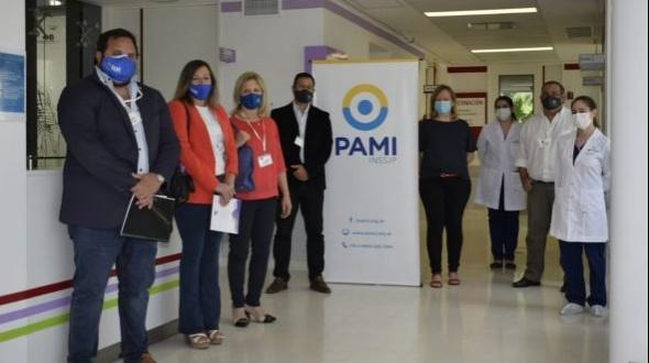 "El Centro Oncológico ""Anna Bonatti"" firmó convenio con PAMI"