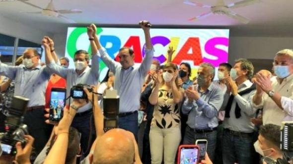"""Gustavo Valdés: """"La UCR está pidiendo cancha para volver a ser opción real de poder"""""""