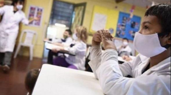 Con estricto protocolo desde el lunes 27 las clases vuelven a la normalidad en todos niveles educativos